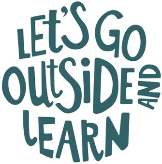 Let's Go Outside and Learn logo